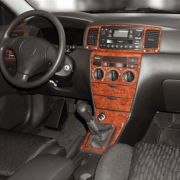 Декор в салон (02-04) для Toyota Corolla (2002 - 2007)