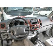 Декор в салон для Toyota Fortuner (2005 - ...)