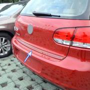 Молдинг на край багажника для Volkswagen Golf 6 (2009 - 2013)