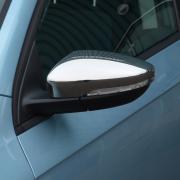 Хром на зеркала для Volkswagen Passat B7 (2010 - 2015)