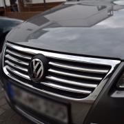 Накладки на решетку для Volkswagen Passat B6 3C (2005 - 2010)