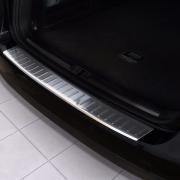Накладка на задний бампер (универсал) для Volkswagen Passat B6 3C (2005 - 2010)