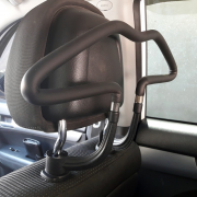 Автомобильные плечики для одежды для Hyundai Santa Fe (2013 - ...)