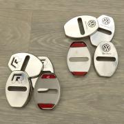 Накладки на петли дверей для Volkswagen Touran (2016 - ...)