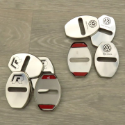 Накладки на петли дверей для Volkswagen Polo V (2009 - 2017)