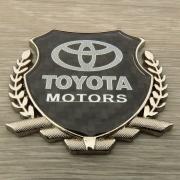Герб для Toyota Land Cruiser 80 (90 - 97)