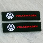 Подкладки для ремней безопасности для Volkswagen Polo V (2009 - 2017)
