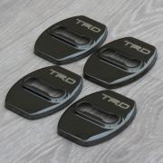 Накладки на замок дверей для Toyota Prado 150 (2018 - ... )