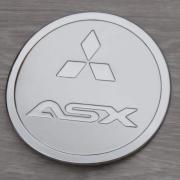 Накладка на лючок бензобака для Mitsubishi ASX (2010 - ...)