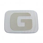 Хром на люк бензобака для Mercedes Gelandewagen (1986 - 2012)