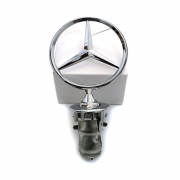 Эмблема на капот для Mercedes W124 (1985 - 1995)