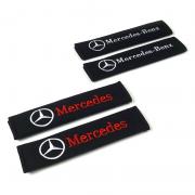 Чехлы на ремни для Mercedes W221 (2007 - ...)