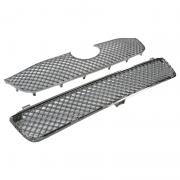 Решетки радиатора и бампера стиль бентли для Toyota Hilux (2006 - 2015)