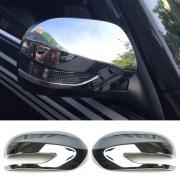 Накладки на зеркала (2011+) для Subaru Forester (2008 - 2012)
