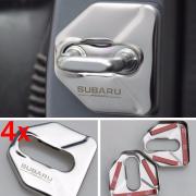 Накладки петли замка дверей для Subaru Forester (2002 - 2007)
