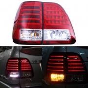 Задние фонари диодные (стиль Lexus) для Toyota Land Cruiser 100 (98 - 2006)