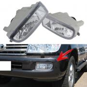 Противотуманные фары для Toyota Land Cruiser 100 (98 - 2006)