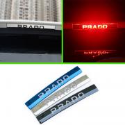 Накладка на стоп спойлера для Toyota Prado 150 (2018 - ... )