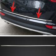 Окантовка молдинг на край крышки багажника для Kia Sportage IV (2016 - ...)
