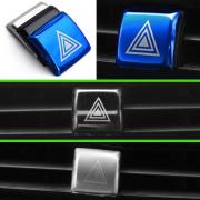 Накладка на кнопку аварийки Toyota Camry 70 (2018 - ...)