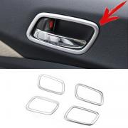 Окантовка внутренних ручек дверей для Honda CR-V (2012 - ...)