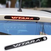Карбон наклейка на стоп спойлера для Suzuki Vitara (2014 - ...)