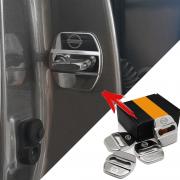 Накладки на замок дверей для Nissan X-Trail T32 (2015 - ...)