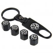 Золотники с брелком на кожаном ремешке для Volkswagen Transporter T5 (2010 - ...)