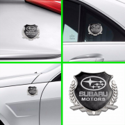 Герб для Subaru Forester (2002 - 2007)