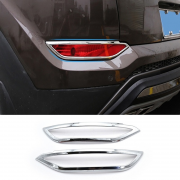 Накладки на задние противотуманки для Hyundai Tucson (2015 - ...)