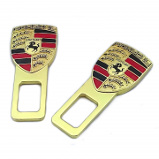 Заглушки в ремни безопасности для Porsche Panamera (2009 - ...)