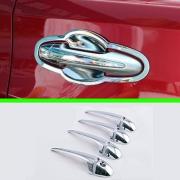 Хром на ручки для Toyota RAV4 (2013 - ...)