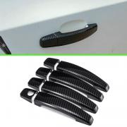 Накладки ручек карбоновые для Chevrolet Epica (2006 - ...)