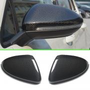 Накладки боковых зеркал под карбон для Volkswagen Golf 7 (2013 - ...)