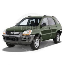 Kia Sportage II (2005 - 2009) аксессуары