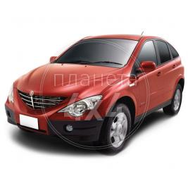 SsangYong Actyon (2006 - ...) аксессуары