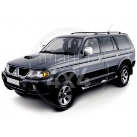 Тюнинг Mitsubishi Pajero Sport (1997 - 2008)