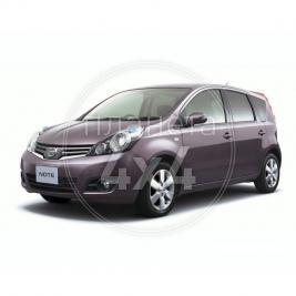 Nissan Note (2006 - ...) аксессуары