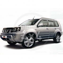 Тюнинг Nissan X-Trail (2003 - 2007)