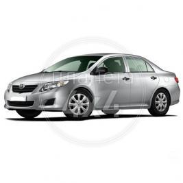 Toyota Corolla (2007 - 2012) аксессуары