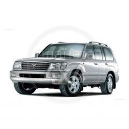 Toyota Land Cruiser 100 (98 - 2006) аксессуары