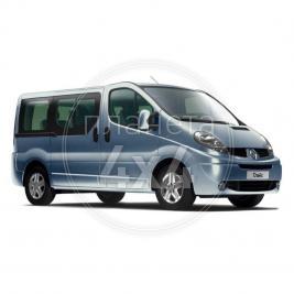 Renault Trafic (2004 - 2010) аксессуары