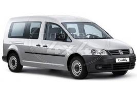 Volkswagen Caddy (2004 - 2010) аксессуары