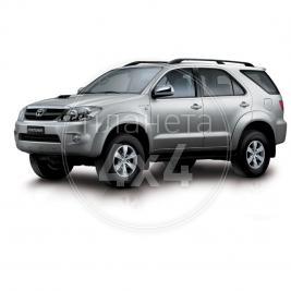 Toyota Fortuner (2005 - ...) аксессуары