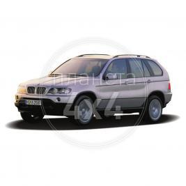 Тюнинг BMW X5 E53 (1999 - 2006)
