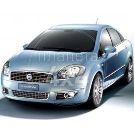 Тюнинг Fiat Linea (2006 - 2012)