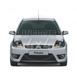 Ford Fiesta (2002 - 2007) аксессуары