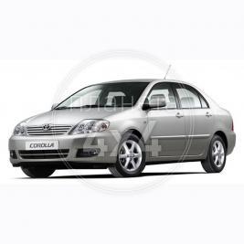 Toyota Corolla (2001 - 2006) аксессуары
