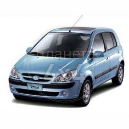 Hyundai Getz (2005 - 2008) аксессуары