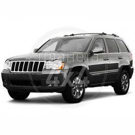 Jeep Grand Cherokee (2006 - 2010) аксессуары
